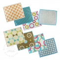 Microfiber complexed with terry material